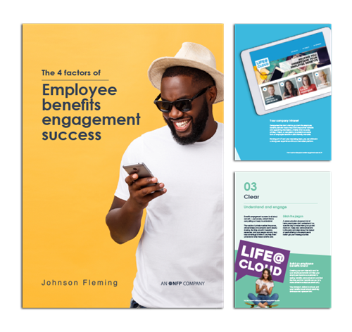 The 4 factors of employee benefits engagement success